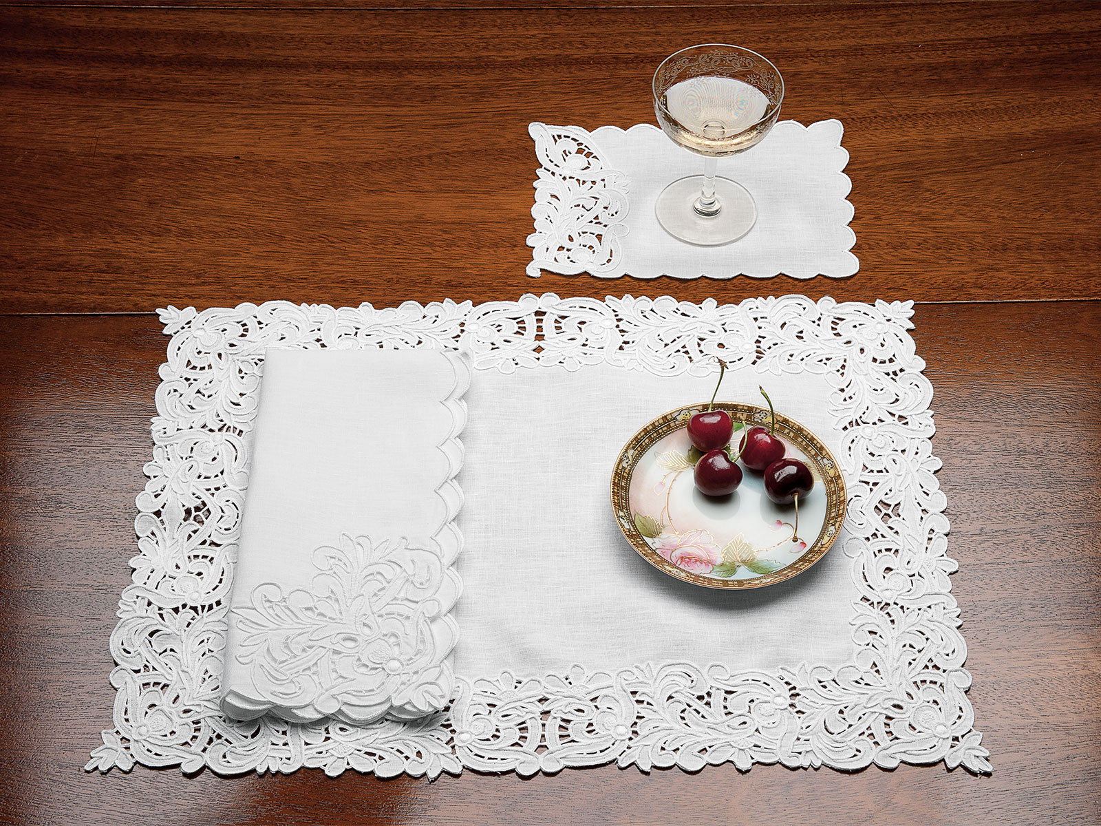 Florence Tablecoth Florence Placemat · Roma Tablecloth
