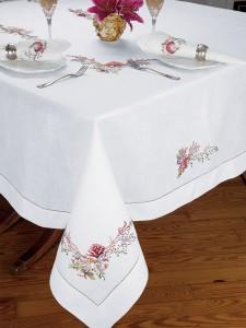 Corals Tablecloth
