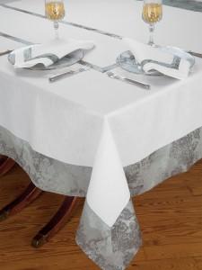 Medallion Tablecloth