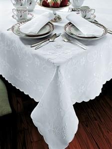 Patrician Tablecloth