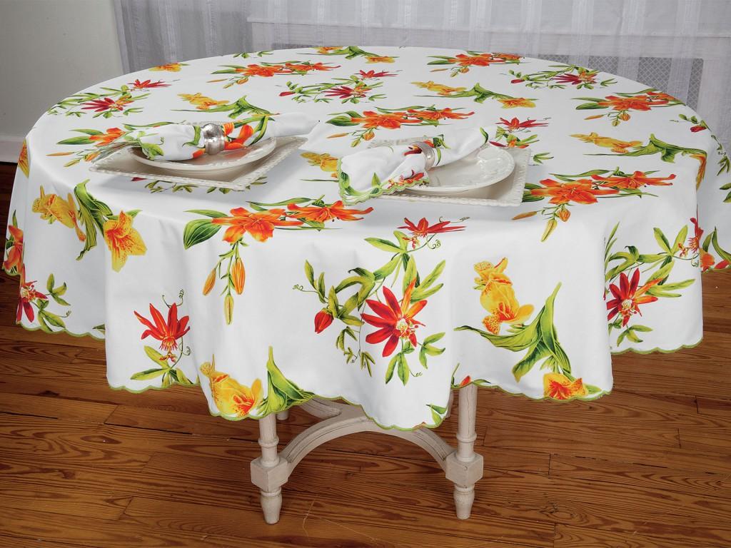 Tahitian Sun Tablecloth