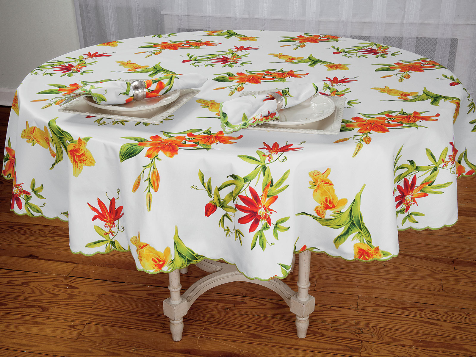 Tahitian Sun Tablecloth