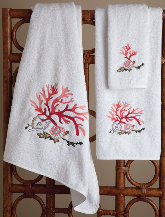 Seascape Towels