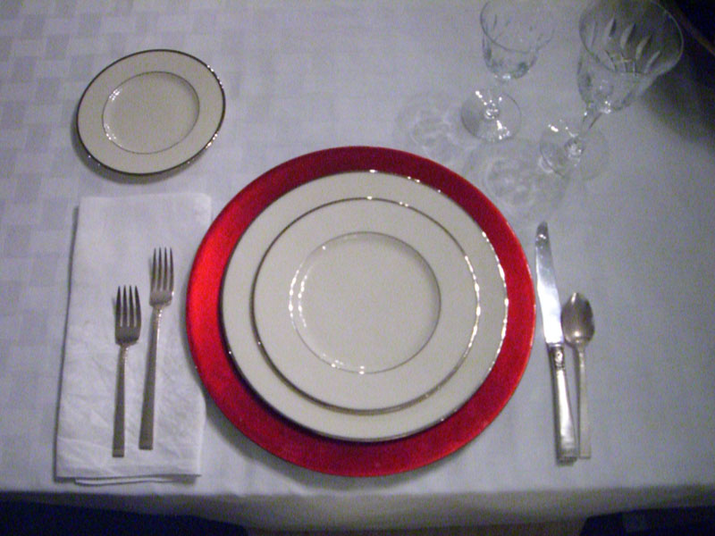 Tips For A Proper Table Setting Schweitzerlinen