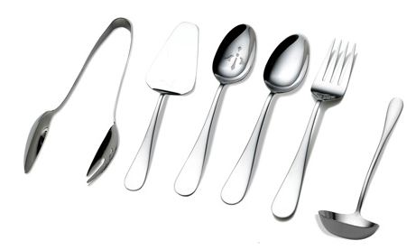 utensils 3 utensils 4 utensils 5  sc 1 st  Schweitzer Linen & Tips for a Proper Table Setting - Schweitzerlinen