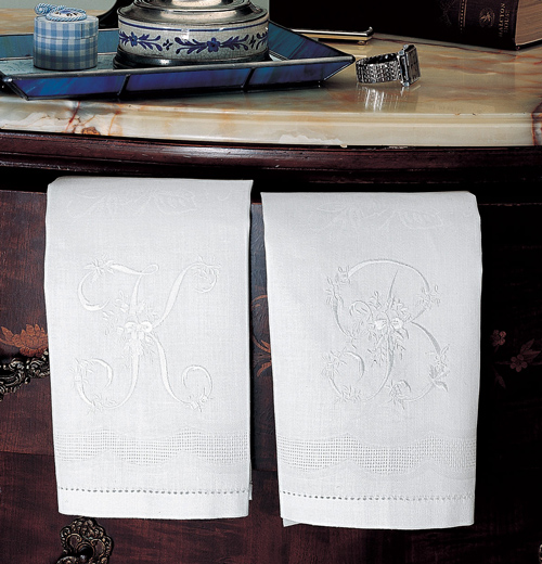 Bienvenue Guest Towels
