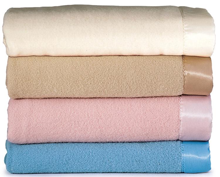 Blandon Merino Wool Blanket