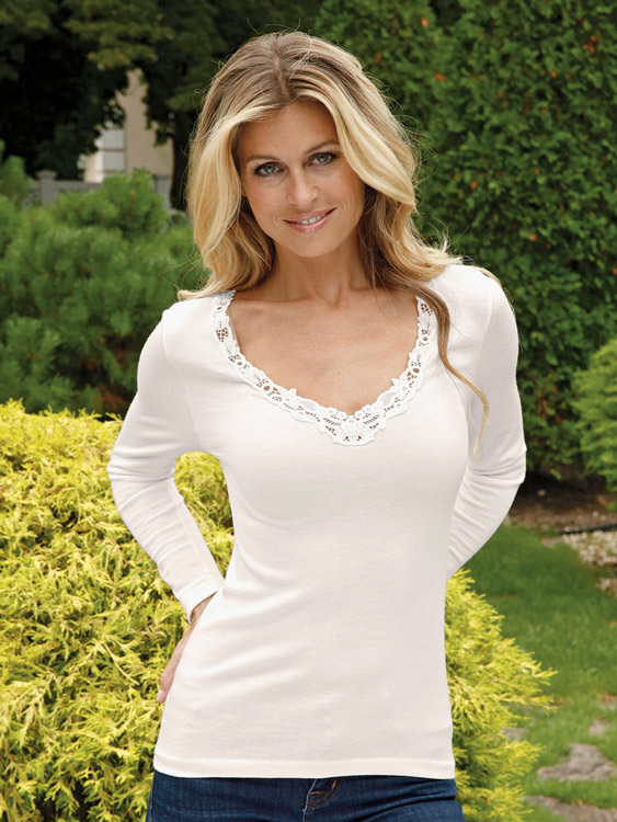 Emily long sleeve cami