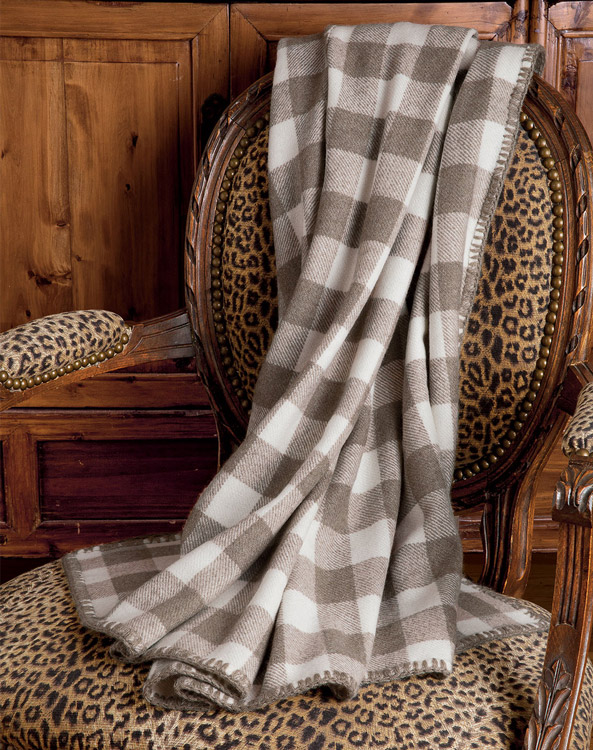Le Havré Cashmere Throw
