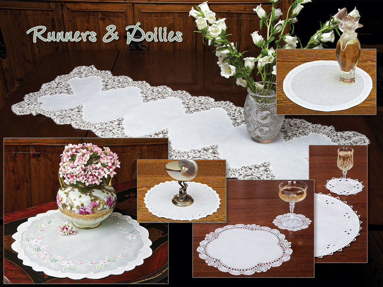Table-Doilies-&-Runners