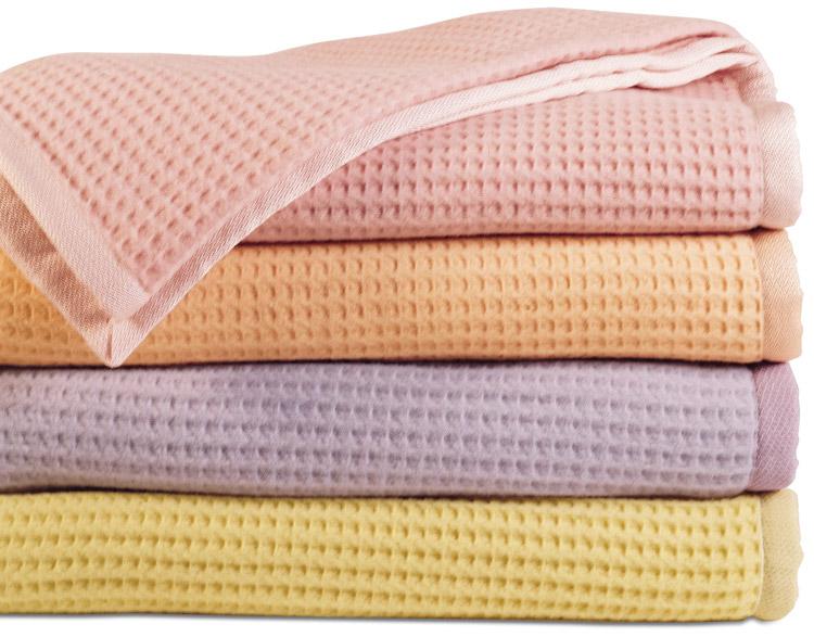 Windham 100% Lamb's Wool Thermal Blanket
