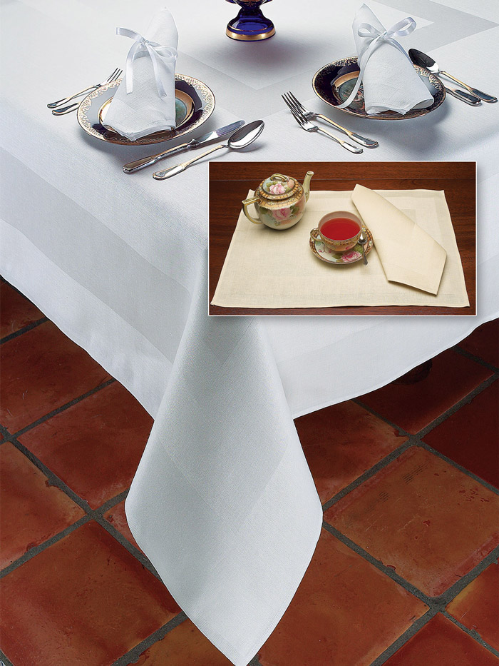 Breton Tablecloth
