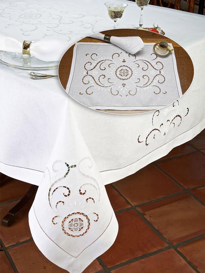 Pisa Tablecloth