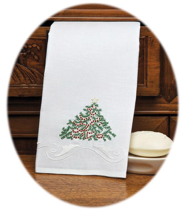 Merry Merry Guest Towel
