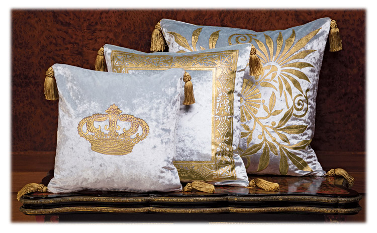 Decorative Pillow Guide : Holiday Gift Guide - Schweitzerlinen