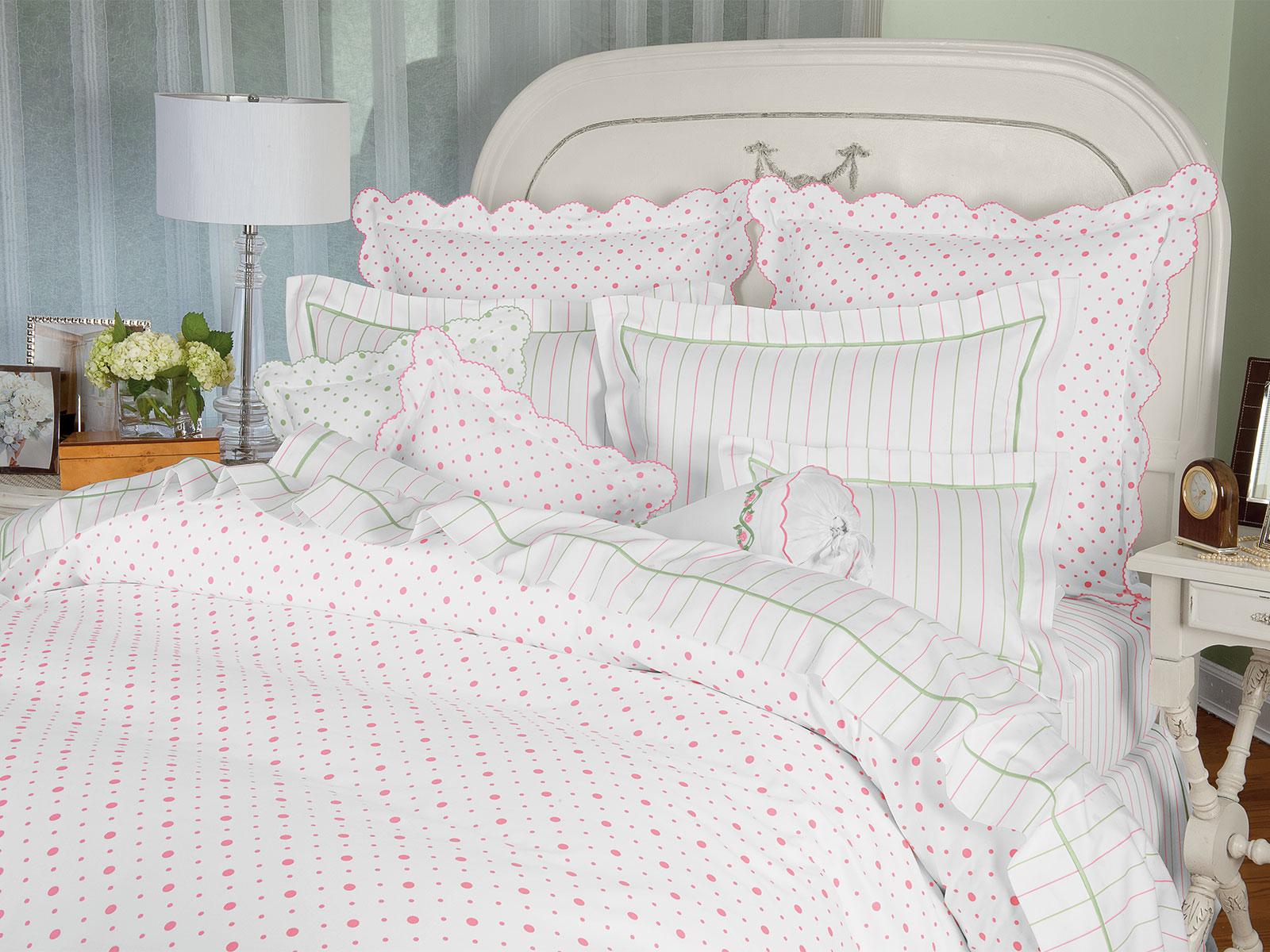 Petit Pois Bedding