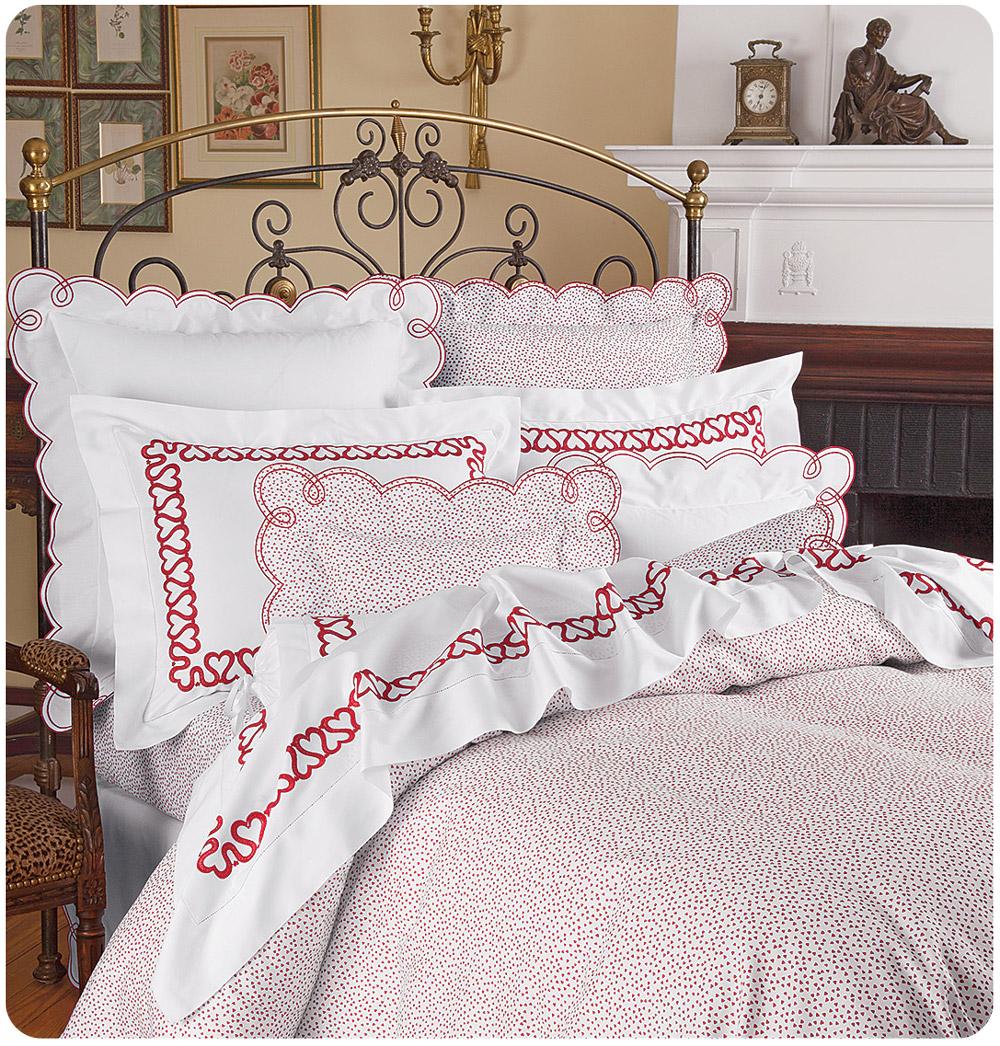 Most Romantic Bed. Most Romantic Bed   Schweitzerlinen