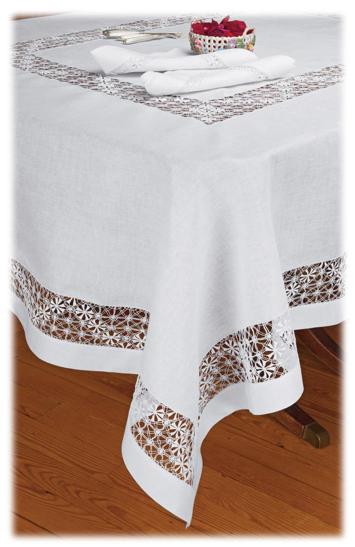 St Germaine Tablecloth