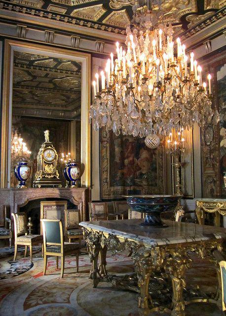 The look for less schweitzerlinen - Table des marechaux fontainebleau ...