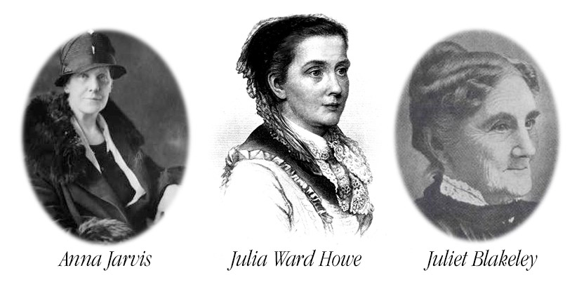 Three Women of Mothers Day