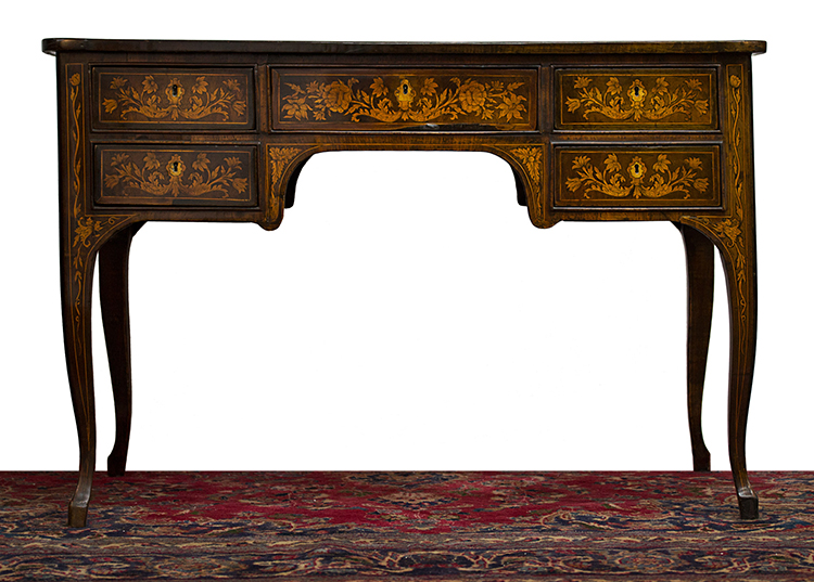 Desk-with-Marquetry_5-Drawer_Front_0982