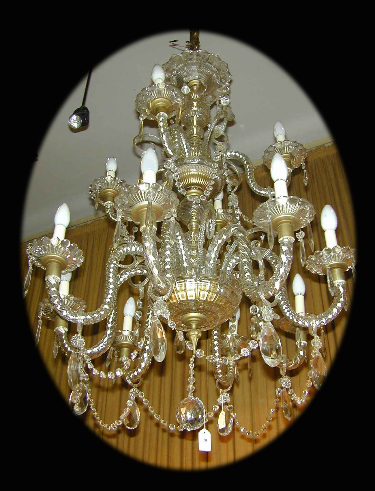 Chandelier_English_Crystal