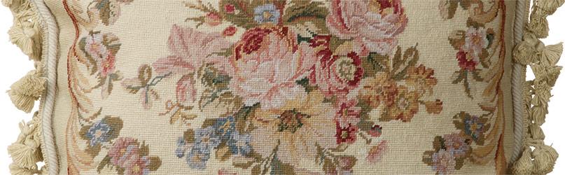 luxury decorative pillows - fine tapestries - schweitzer linen Upscale Decorative Pillows