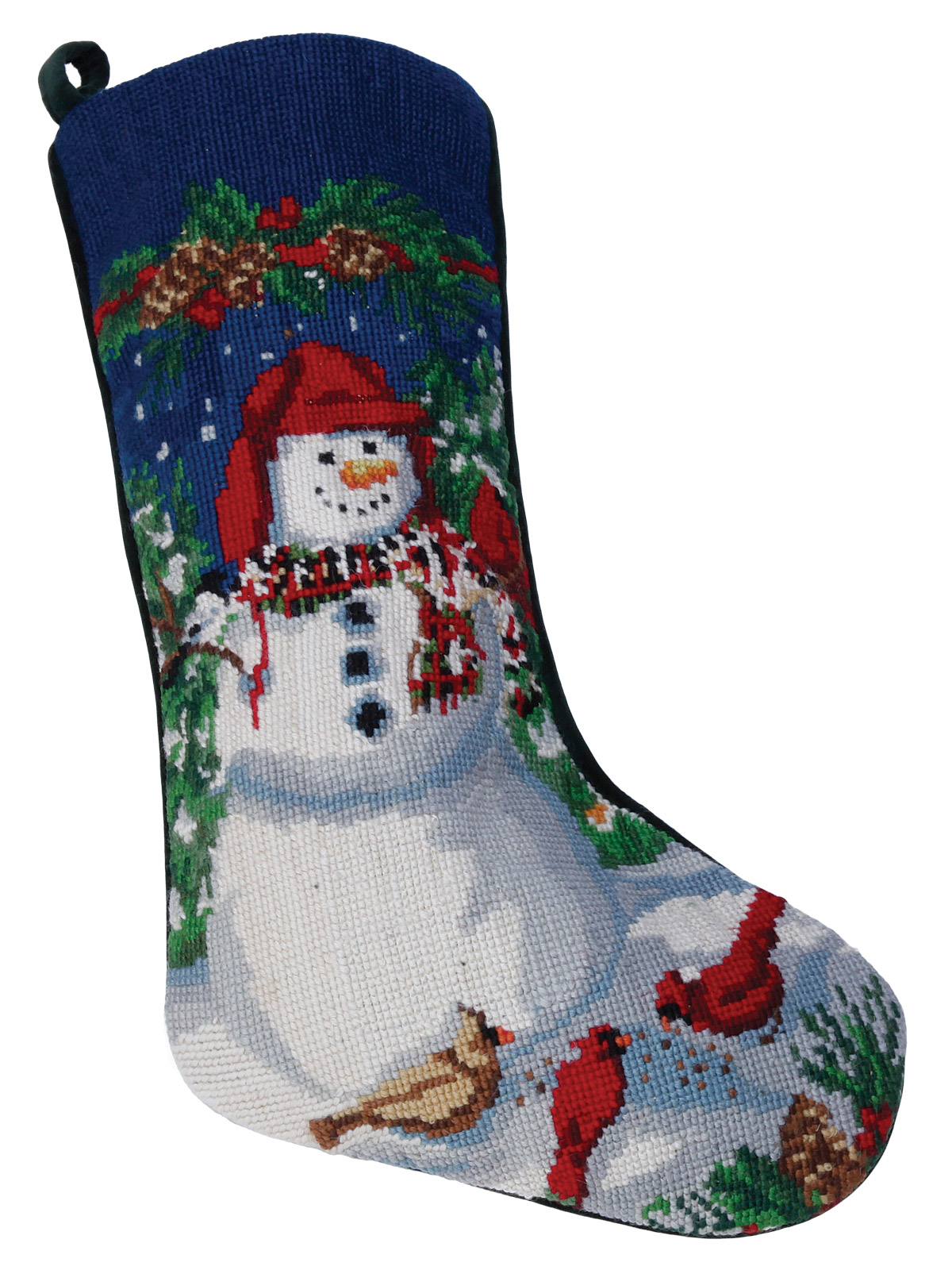 Christmas Stockings Snowman Accessories Schweitzer Linen