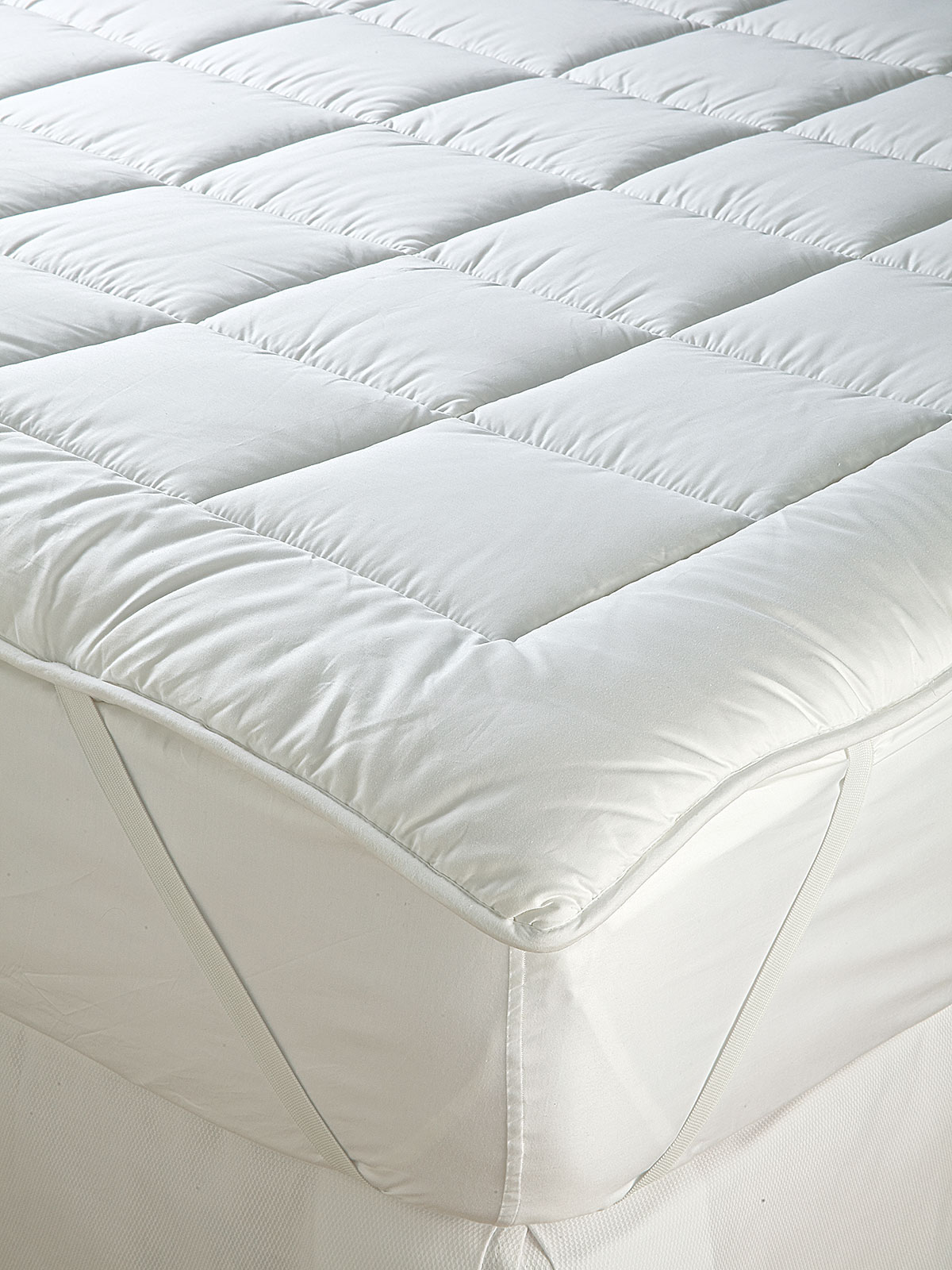 topper queen product organic mattress cover wool