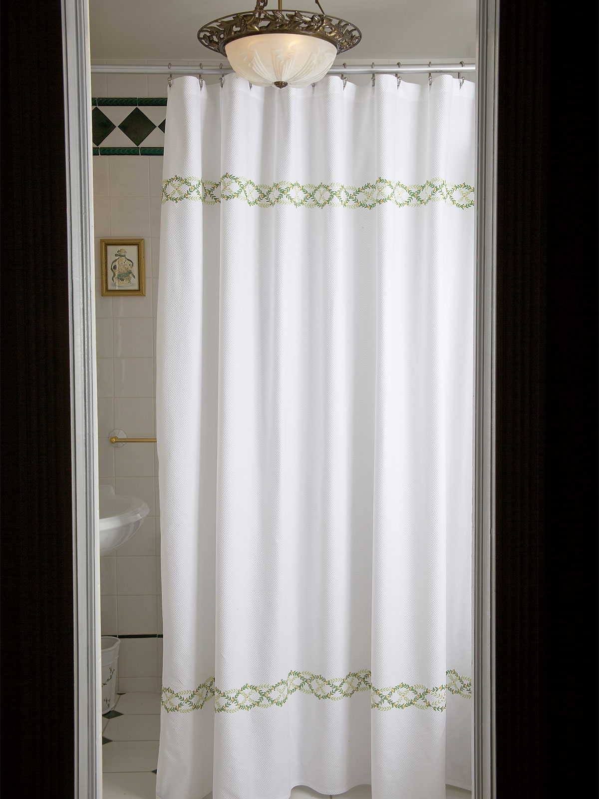 Charmant Arden Shower Curtain · Arden_Curtain_1568
