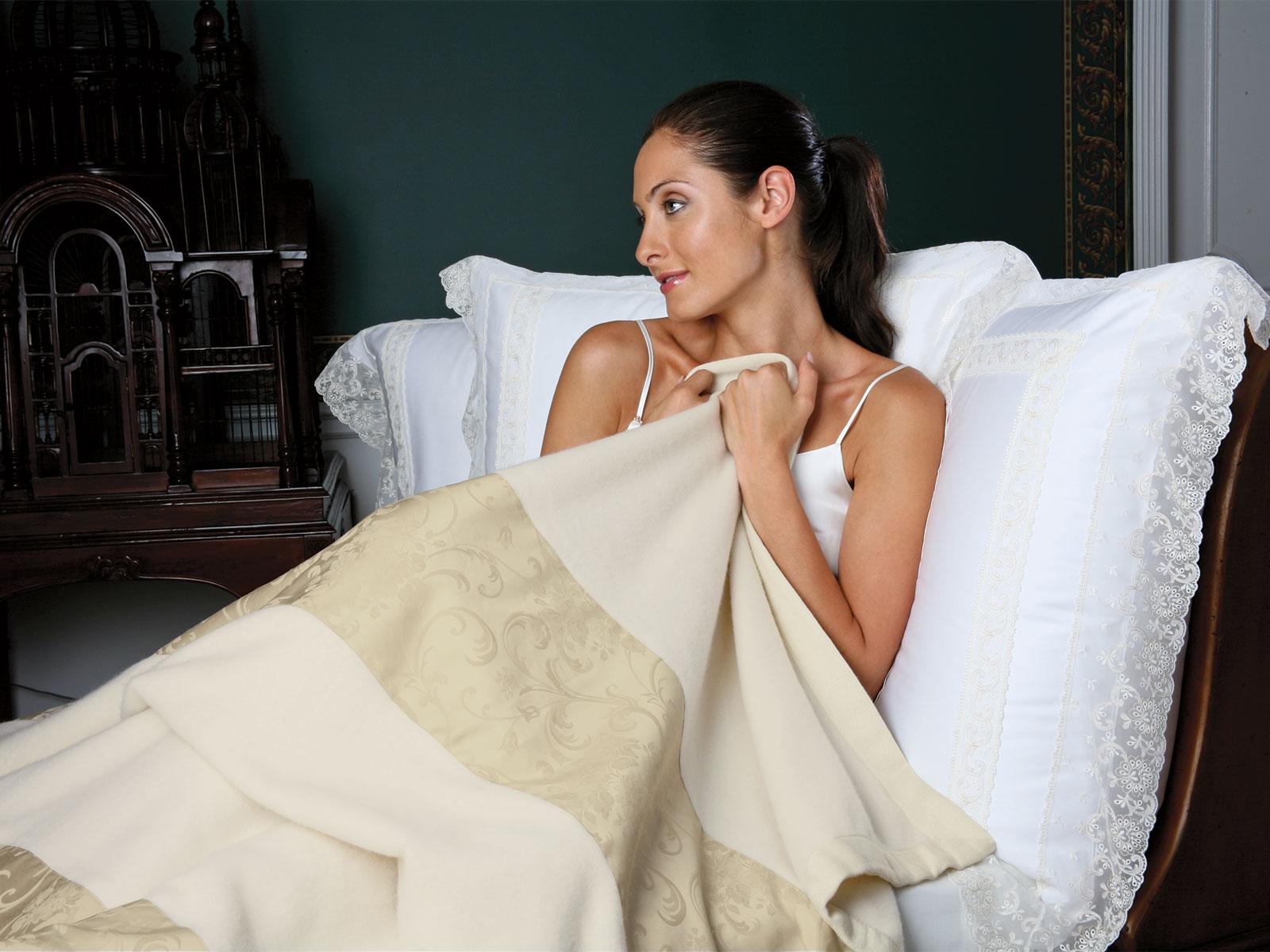 armonia cashmere blanket - Cashmere Blanket
