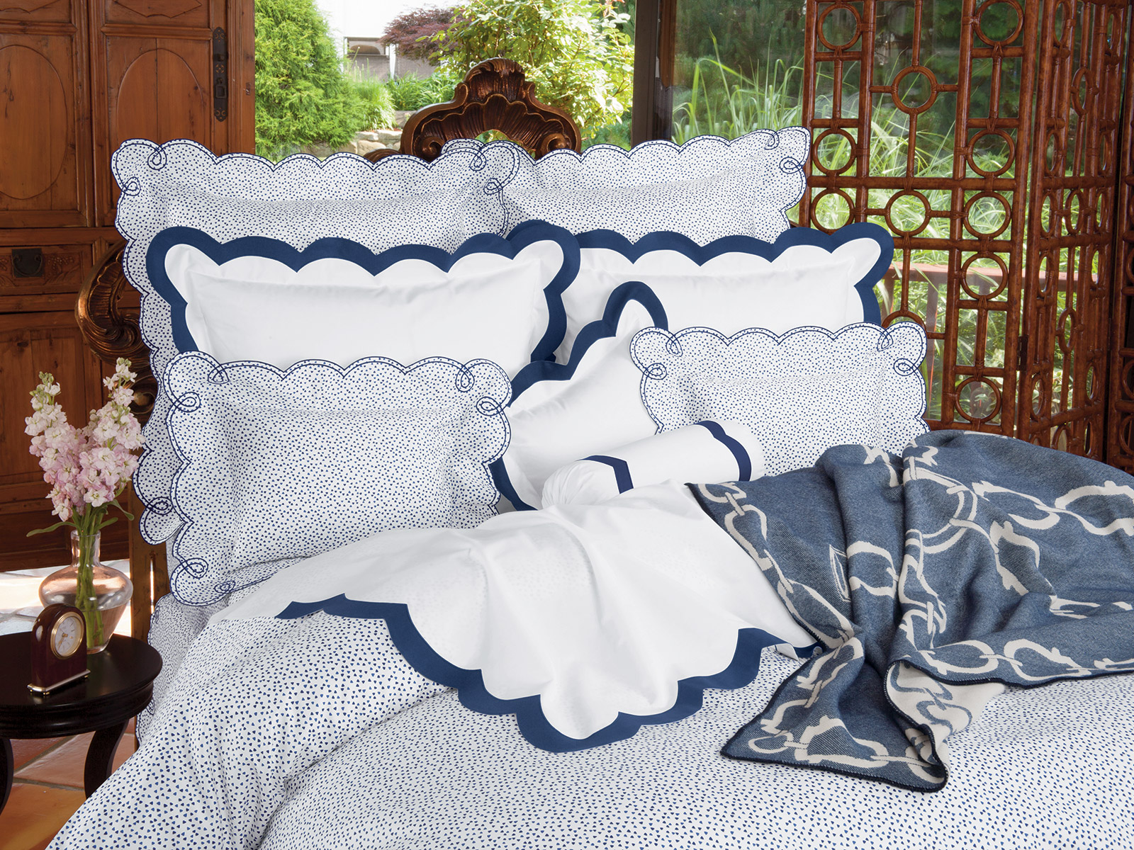 d arcy  fine bed linens  luxury bedding  italian bed linens  - d'arcy  artsy hearts