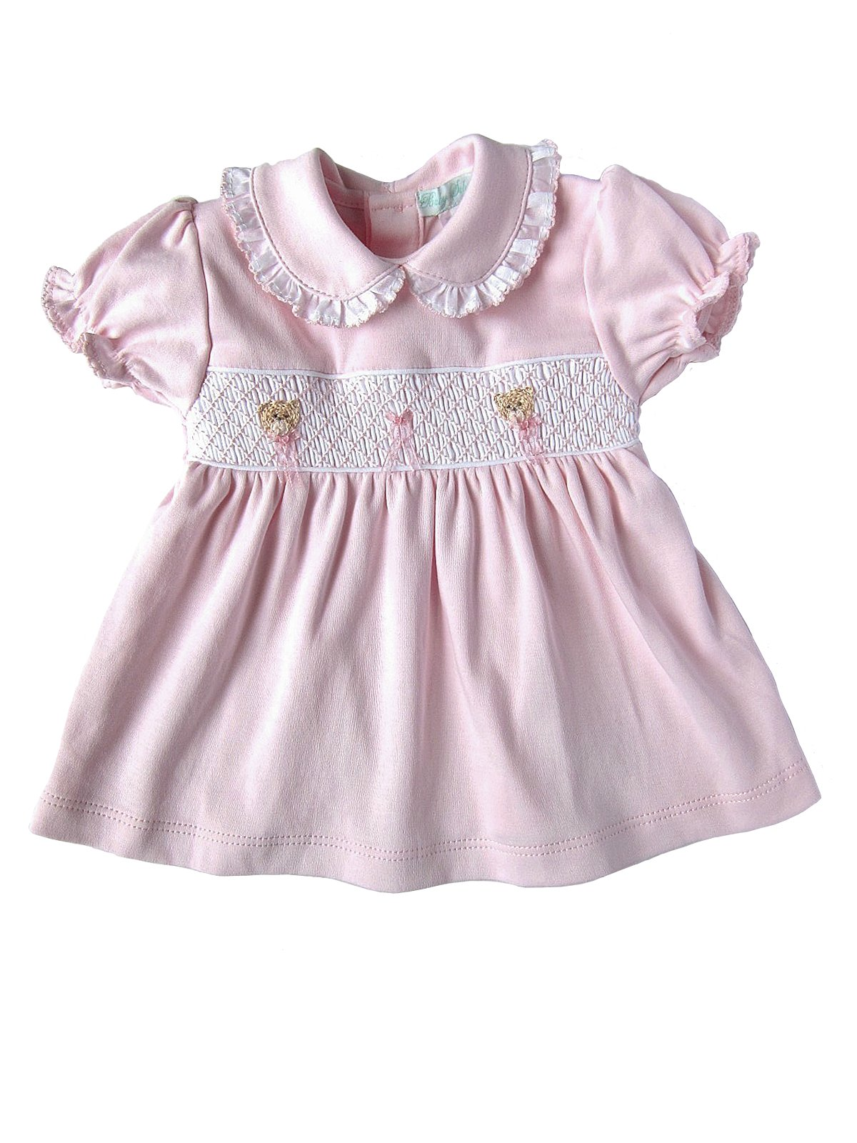 026a72c36fa3 Camilla - Smocked Dress   Bloomers - Baby - Schweitzer Linen