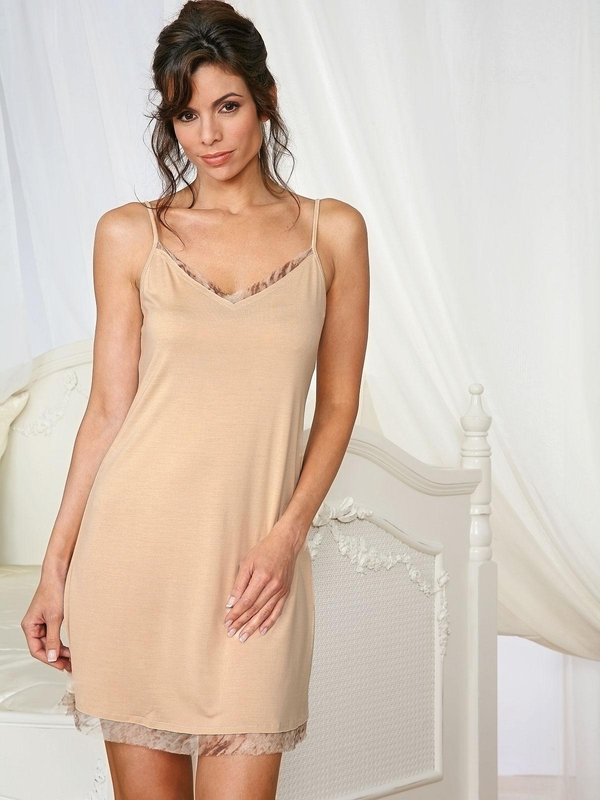 Exotica - Luxury Nightwear - Schweitzer Linen