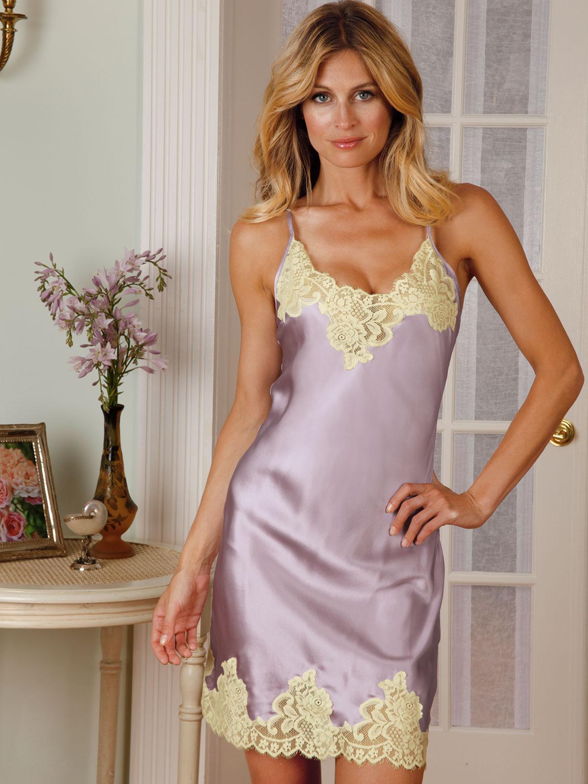 8ef0643dd Femme Fatale - Luxury Nightwear - Schweitzer Linen