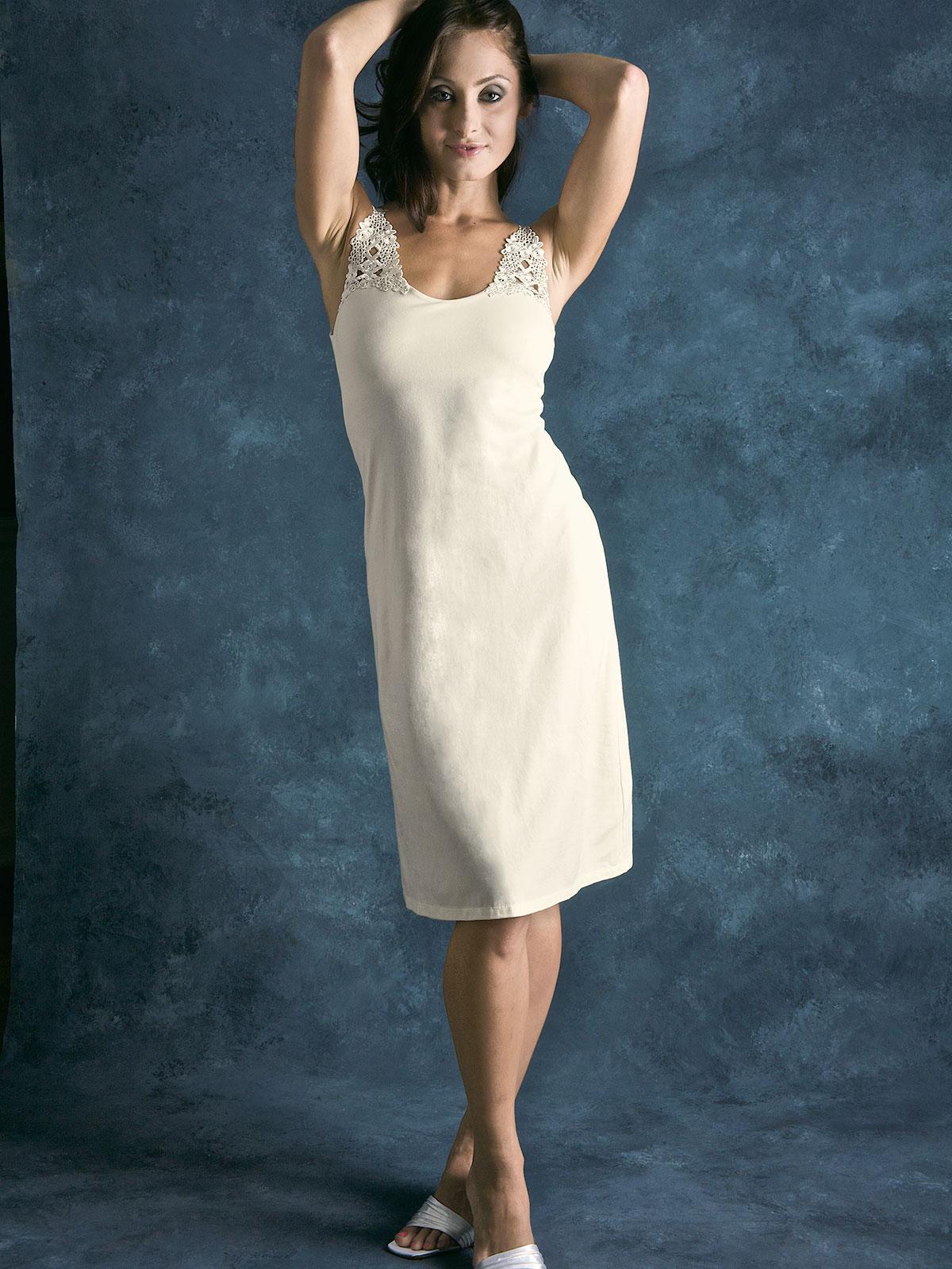 Juliette Luxury Nightwear Schweitzer Linen