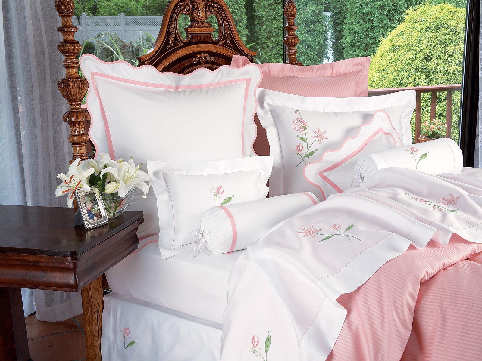 Liliana Fine Bed Linens Luxury Bedding Italian Bed