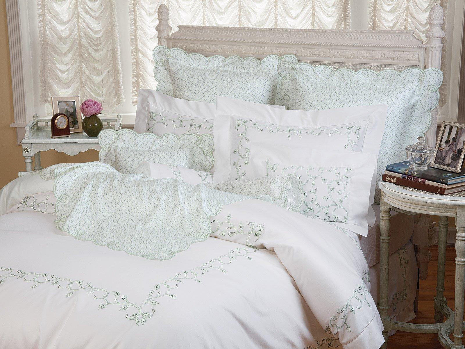 Parisienne Luxury Bedding Italian Bed Linens