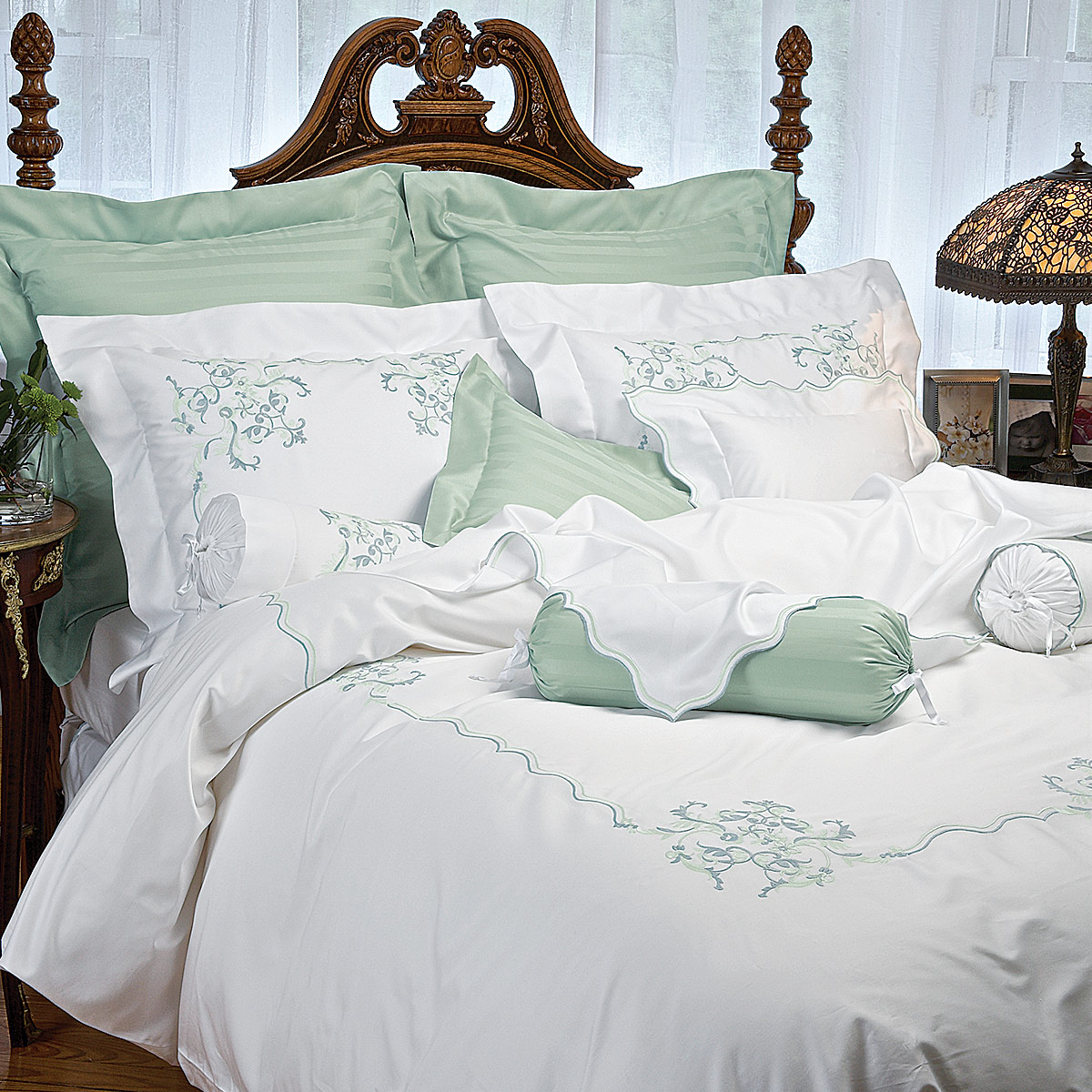 Tuscany Fine Bed Linens Luxury Bedding Italian Bed