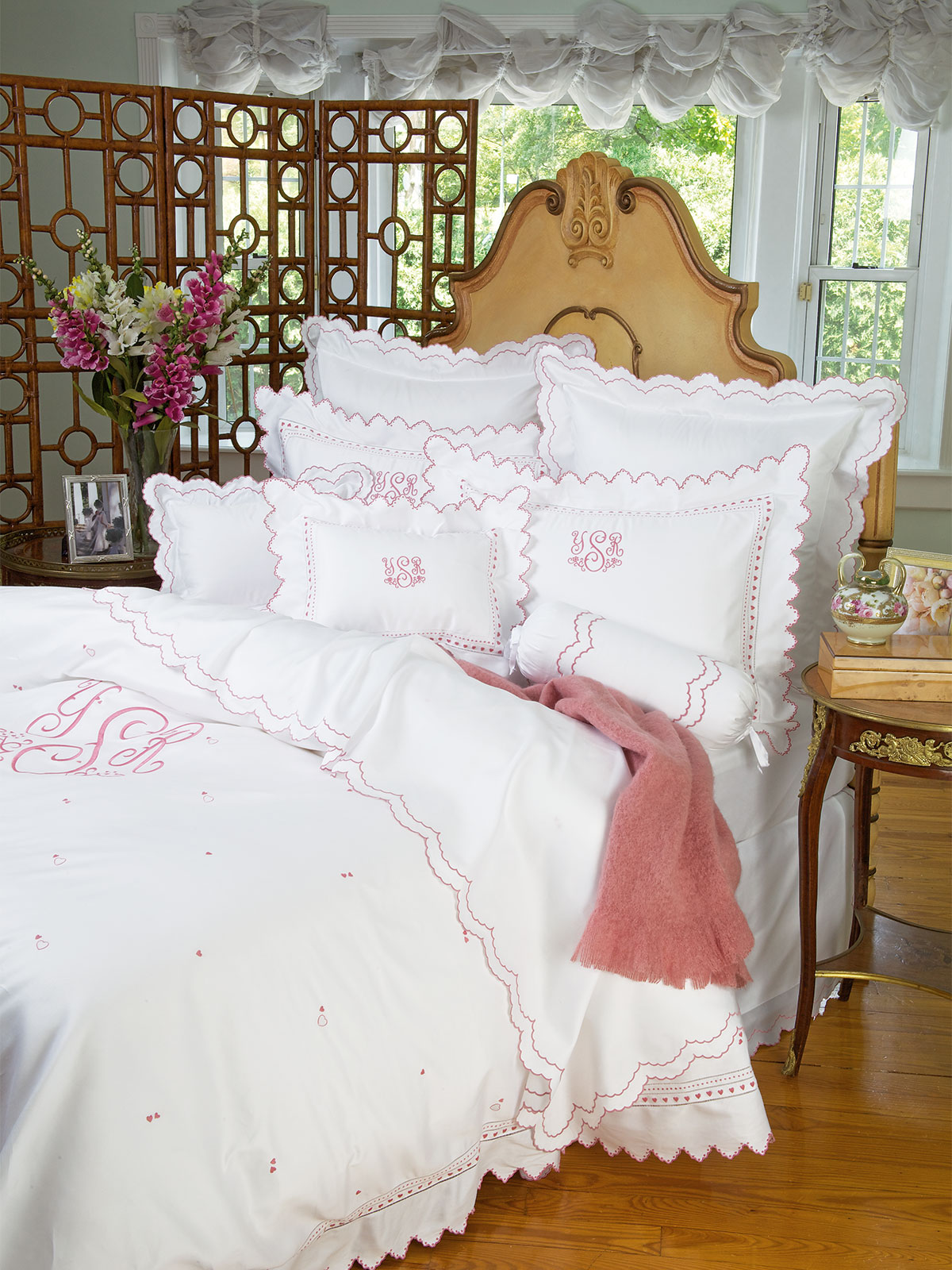 Valentino Luxury Bedding Italian Bed Linens