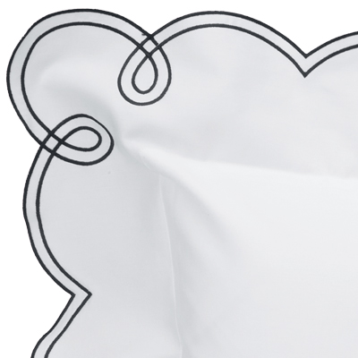 Loops Luxury Bedding Italian Bed Linens Schweitzer Linen