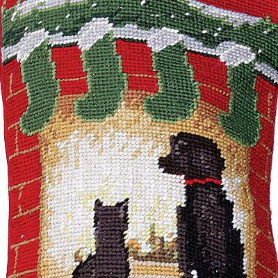 Christmas Stockings Accessories Schweitzer Linen