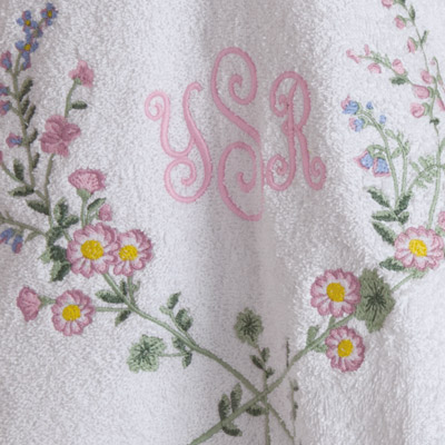 Fleur De Muguet Luxury Bedding Italian Bed Linens