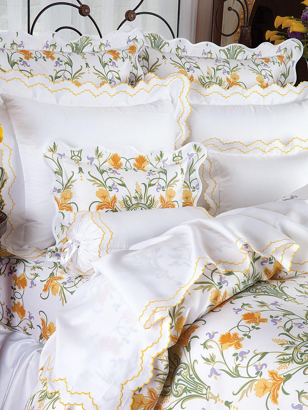 Bedford Luxury Bedding Italian Bed Linens Schweitzer