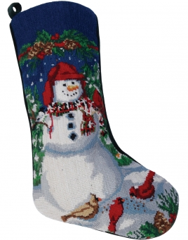 Christmas Stockings: Snowman