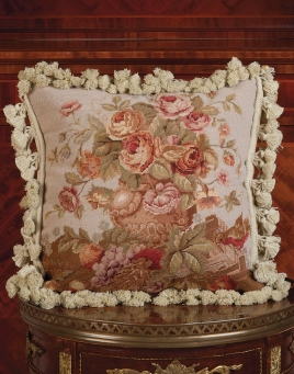 Langeley Tapestry Pillow