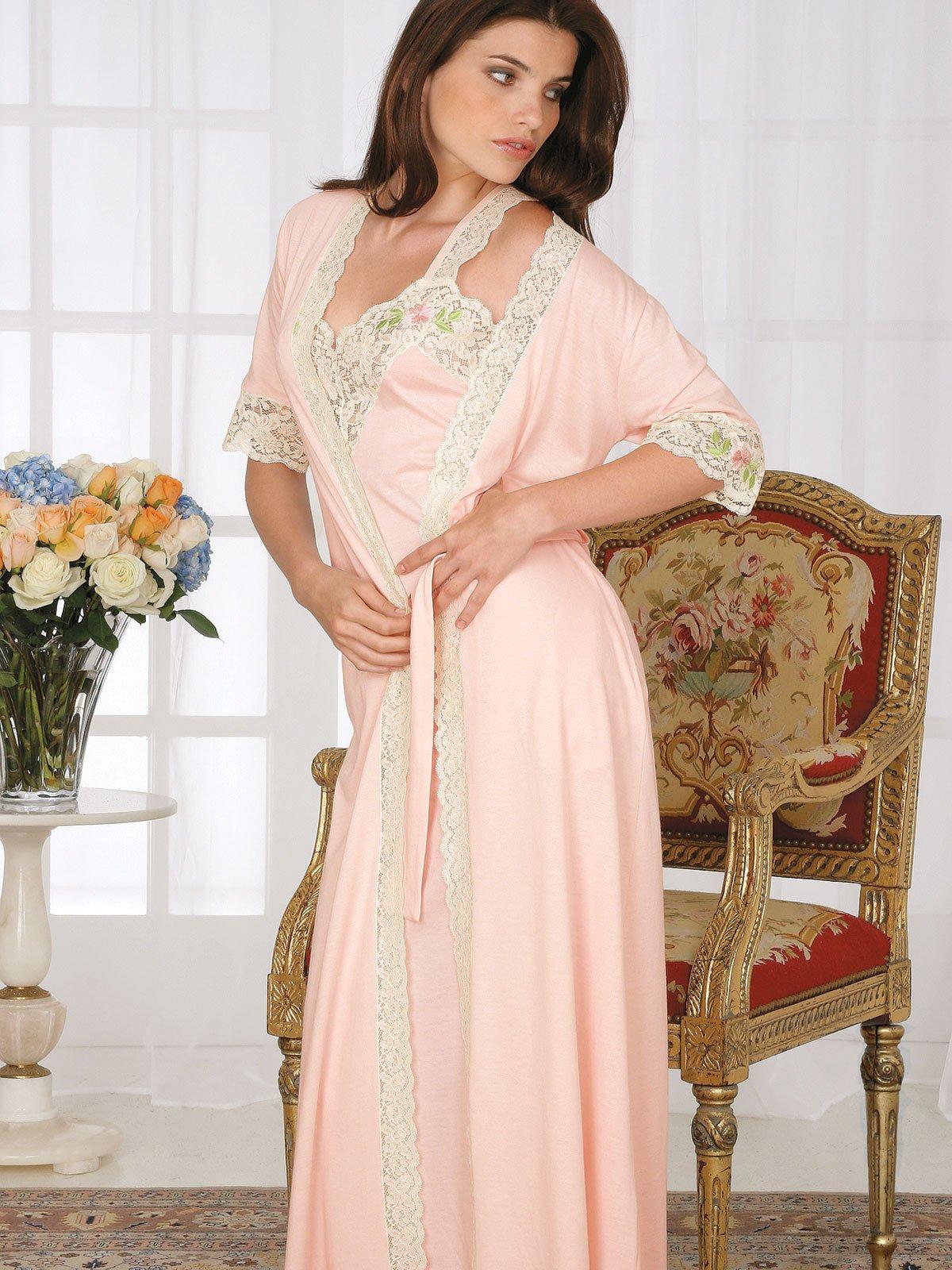 Shana Luxury Nightwear Schweitzer Linen