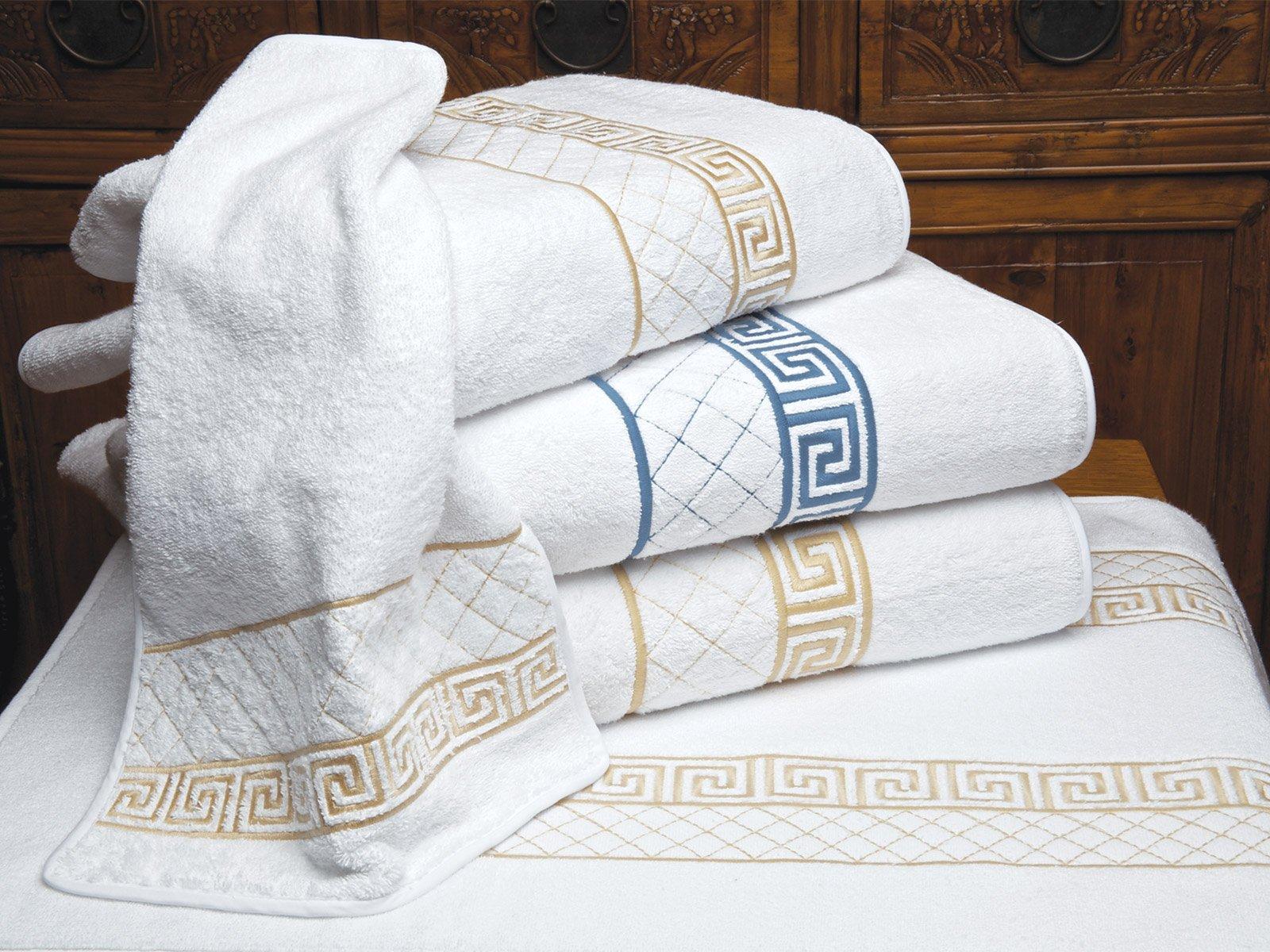 Favorite Acropolis Towels - Schweitzer Linen JG47