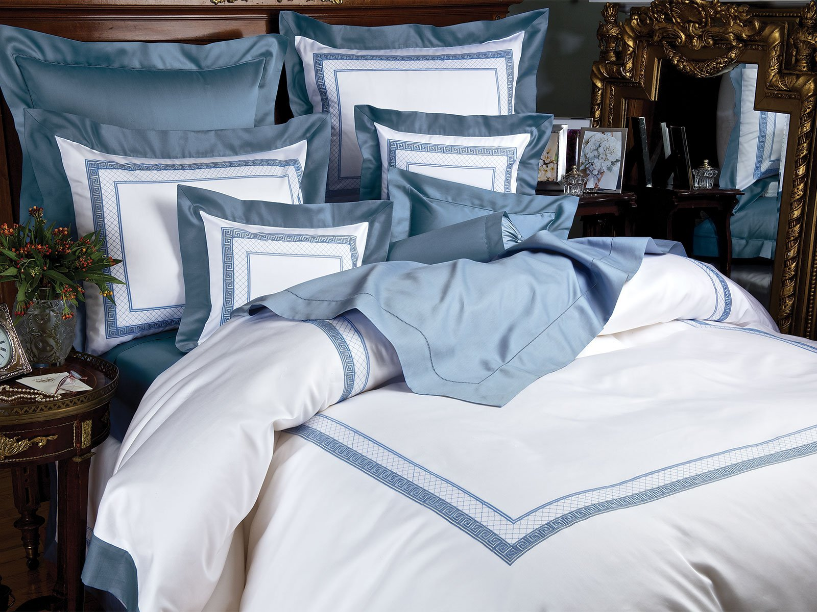 Acropolis Bedding Luxury Bedding Italian Bed Linens